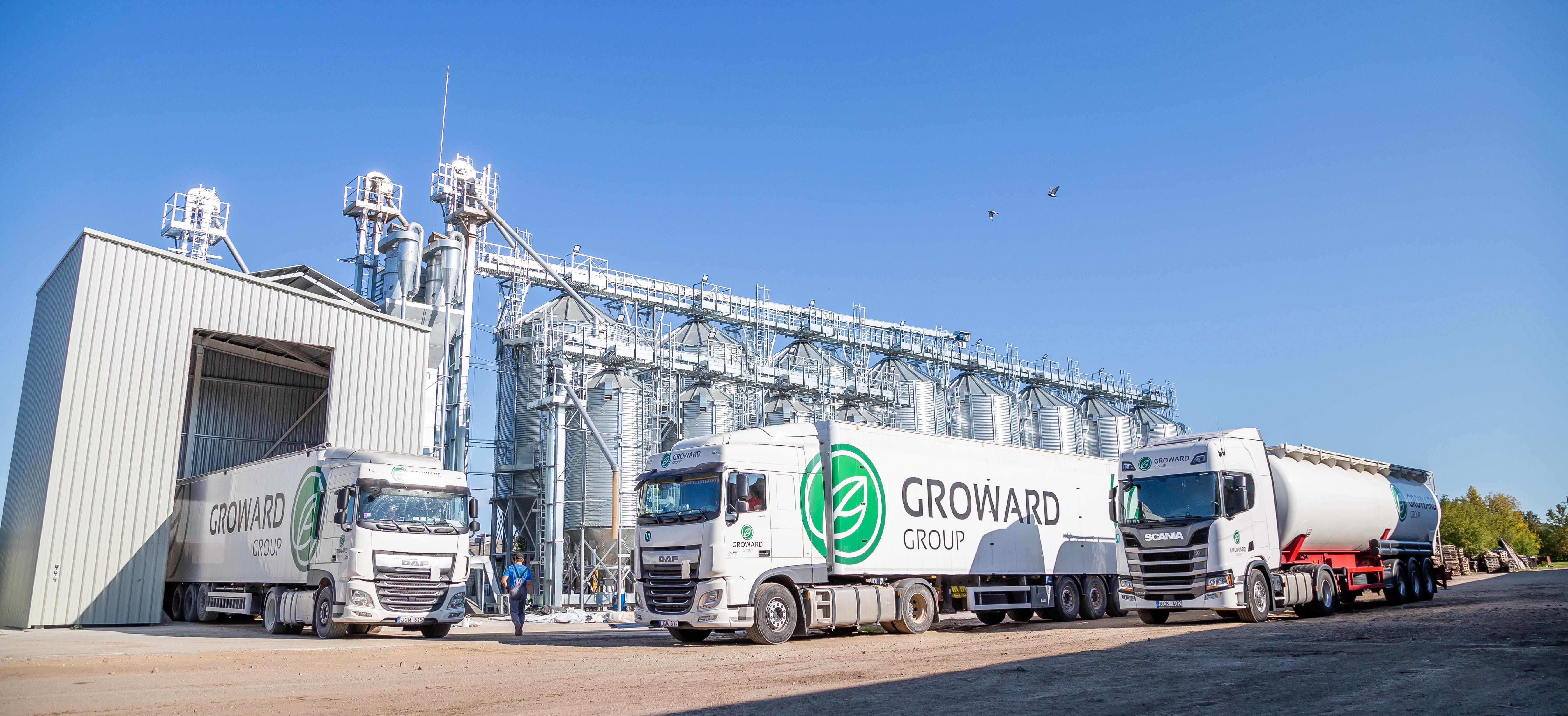 Transport - Groward group